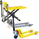 Hydraulic load trolleys