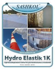 Гидроизоляция минеральных оснований Hydro Elastik