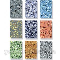 Sedimentflocken - Cмесь цветных чипсов для...