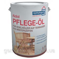 Pflege-Öl - Масляное средство на льняной основе