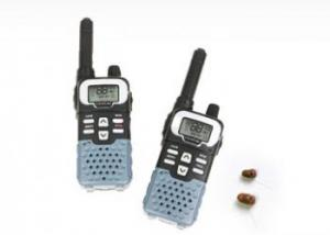 Radio microearphone of 11 mm