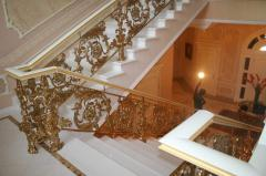 Balustrades - molding to order
