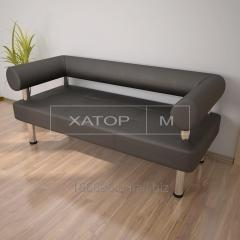 Tetr's sofa with armrests