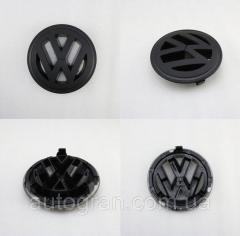 Эмблема решетки радиатора Volkswagen Tiguan