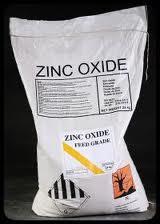 To zinc oxide