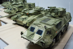 Models of equipment and model of the equipment to