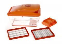 RW3-470040, Ручная овощерезка CHEF S, , оранжевый