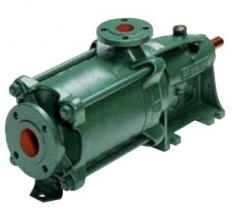 Horizontal pumps for clear water