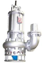 Electric pumps are slurry submersible