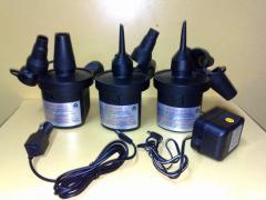 Электрические насосы для надувных изделий