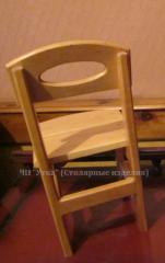 Стулья, стульчики для детских садов, дошкольных