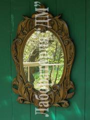 """Mirror wall """"Baroque"""","""