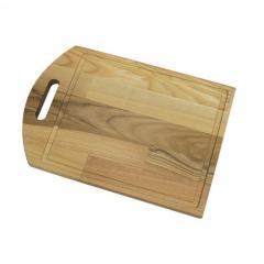 Доска разделочная деревянная КА-0052 350х240х20 мм