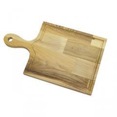 Доска разделочная деревянная КА-0054 370х220х18 мм