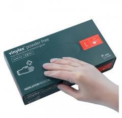 Перчатки виниловые Vinilex powder-free ,
