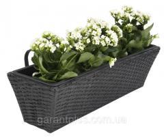 Park flower pots