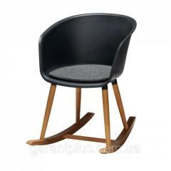 Кресло-качалка VARMING пластик/хардвуд M3776040