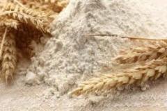Wheat flour of the second grade for expor