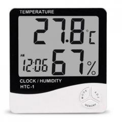 Цифровой термогигрометр HTC-1 термометр, ...