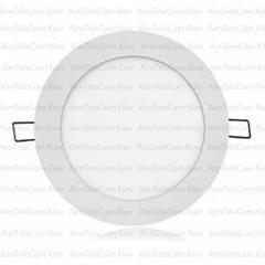 Светодиодная панель круглая Epistar, 220V, 8W, 510