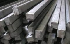Квадрат  12 х 12 ст У7   6 м  ГОСТ 1050-88, 2591-88конструкционная углеродистая качественная
