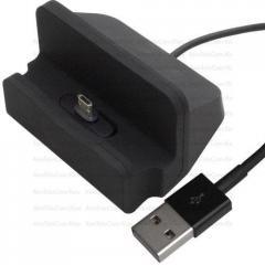 Док станция для зарядки micro USB, с шнуром USB,