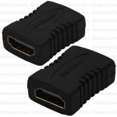 Переходник,  гнездо HDMI - гнездо HDMI, ...