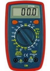 Цифровой мультиметр DT33A с подсветкой