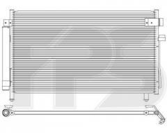 Радиатор кондиционера SUBARU (FPS) FP 67 K499