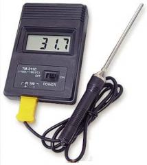 Thermometers digital (always available)