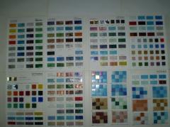 Стеклянная мозаика , Китай , Испания