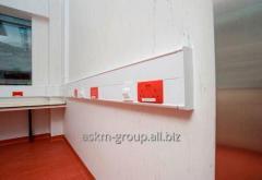 Виниловая облицовка для стен Polyclad Plus PU