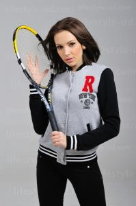 Jacket 140 (Jackets sports female, Clothes for