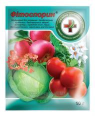 Biologicals for plants