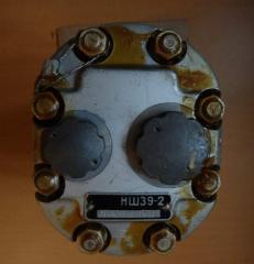 Pump NSh-39-2, 1 category passpor
