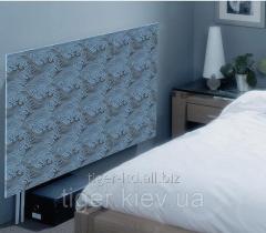 Стеклянная панель с фотопечатью на радиатор