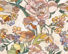 Панно - Каменный цветок