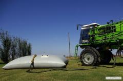 Резервуары для хранения наливных грузов