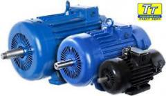 Электродвигатель МТКН (F) 211 5, 5кВт/1000