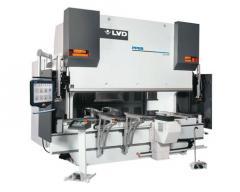 Hydraulic listogibochny press of LVD of the PPEB