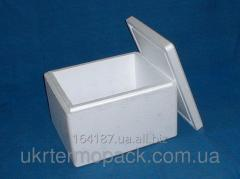 Thermoboxing, thermobox, thermal container. 30