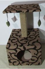 Когтеточка-домик,лежак для