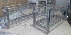 Сушка полка для посуды 800х320х600 (два...