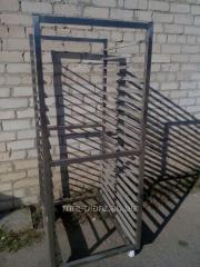 Шпилька кондитерская 600х800х1800, 20 уровней нержавеющая сталь