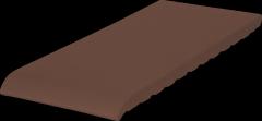 Клинкерный подоконник Модель:(03)Kоричневый