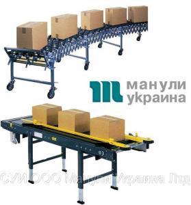 Conveyors, conveyors, SIAT live rolls