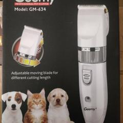 Machines for hair-cutting of animals