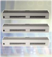 Electric thermal veils of TEV-N (wall) horizontal