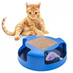 Игрушка-когтеточка для кошек Cat & Mouse Chase