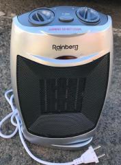 Керамический тепловентилятор обогреватель Rainberg